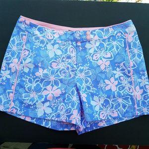 Eddie Bauer Women's Beach Shorts Light Purple Sz 8